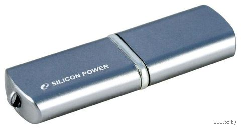 USB Flash Drive 8Gb Silicon Power Luxmini 720 (Deep Blue)
