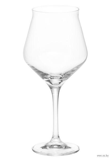 Бокал для пива стеклянный (4 шт.; 420 мл) — фото, картинка