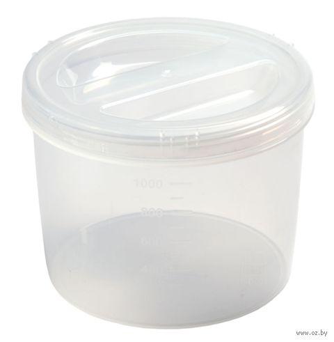 """Контейнер для хранения продуктов """"Твист"""" (1,2 л) — фото, картинка"""