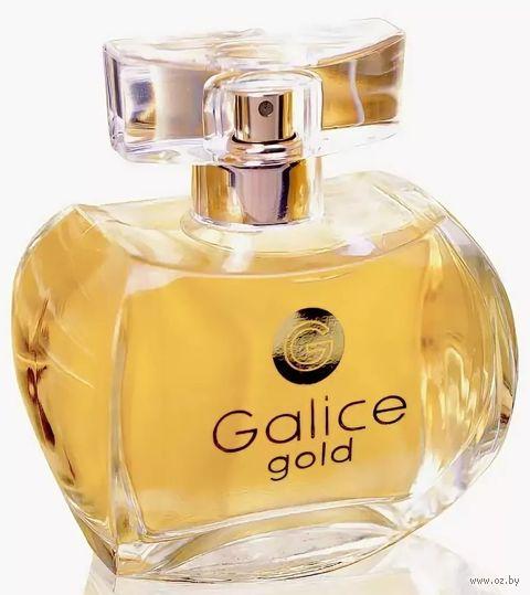 """Парфюмерная вода для женщин """"Galice Gold"""" (100 мл) — фото, картинка"""