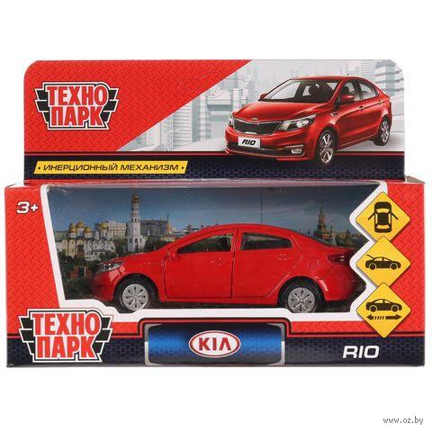 "Модель машины ""Kia Rio"" (арт. RIO-RD) — фото, картинка"