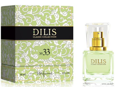 """Духи """"Dilis Classic Collection №33"""" (30 мл)"""