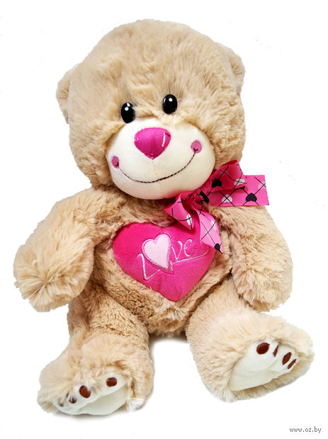 "Мягкая игрушка ""Медвежонок"" (30 см) — фото, картинка"