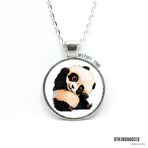 """Кулон """"Панда"""" (арт. 212)"""
