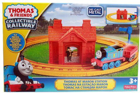 """Железная дорога """"Томас на станции Марон"""" — фото, картинка"""