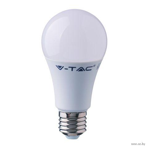 Светодиодная лампа V-TAC VT-2112 11 ВТ, А60, Е27, 2700К — фото, картинка