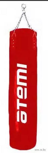 """Мешок боксерский без набивки """"PS-10003"""" (90х30 см; красный) — фото, картинка"""