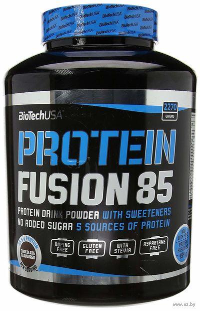"""Протеин """"Protein Fusion 85"""" (2270 г; шоколад) — фото, картинка"""