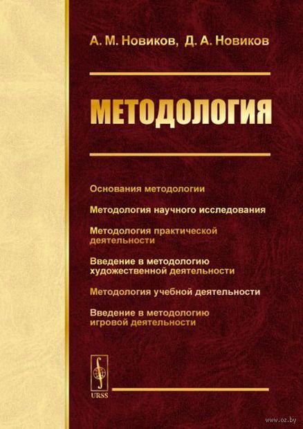 Методология. Дмитрий Новиков, Александр Новиков