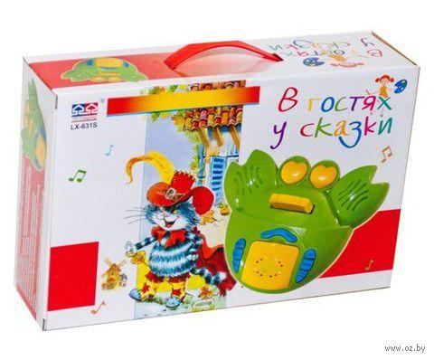 """Музыкальная игрушка """"Плеер. В гостях у сказки"""" (с иллюстрациями)"""