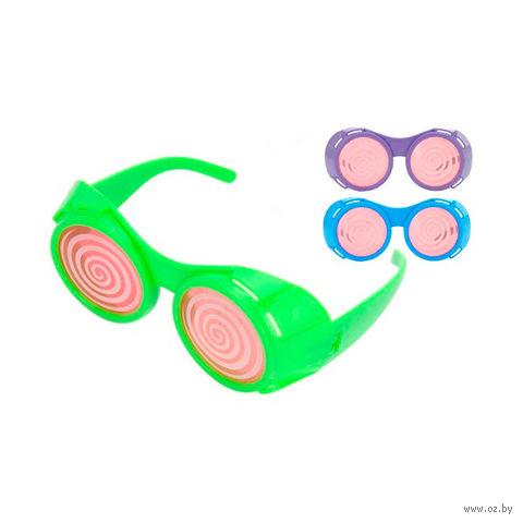 Очки для праздника пластмассовые (16,5х7х3,5 см)