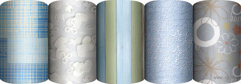 Бумага упаковочная целлюлозная (70х150 см; арт. ZLEP-UG1-R-715) — фото, картинка