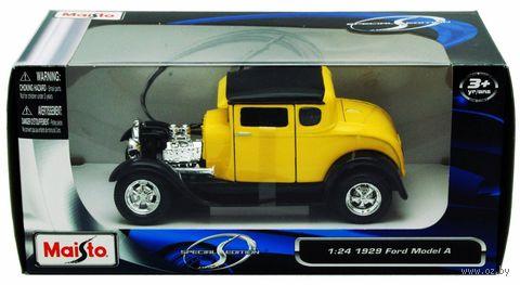 "Модель машины ""Ford Model A"" (масштаб: 1/24) — фото, картинка"