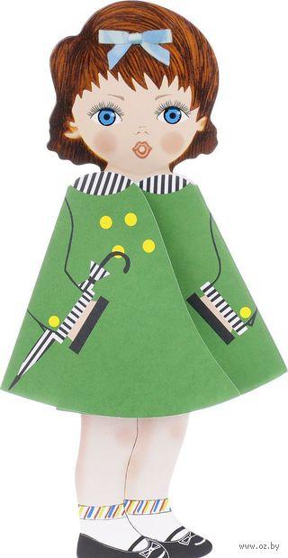 Кукла Оленька. Кукла-книжка — фото, картинка