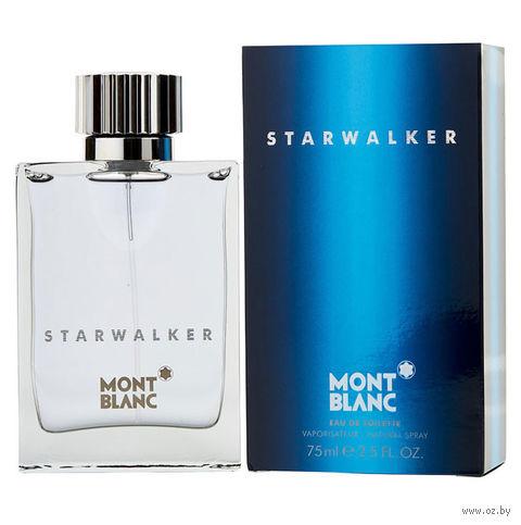"Туалетная вода для мужчин Mont Blanc ""Starwalker"" (75 мл) — фото, картинка"