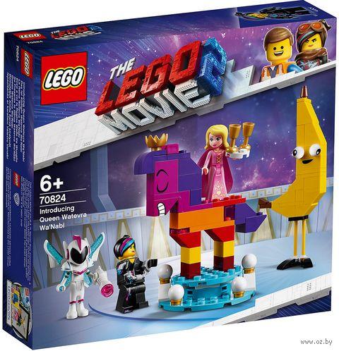 """LEGO The Lego Movie 2 """"Познакомьтесь с королевой Многоликой Прекрасной"""" — фото, картинка"""