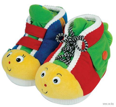 "Развивающая игрушка ""Ботинки"" — фото, картинка"