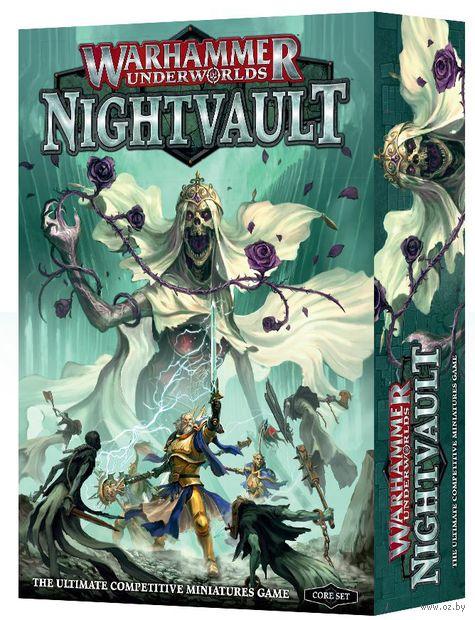 Warhammer Underworlds. Склеп Ночи (110-01-21) — фото, картинка