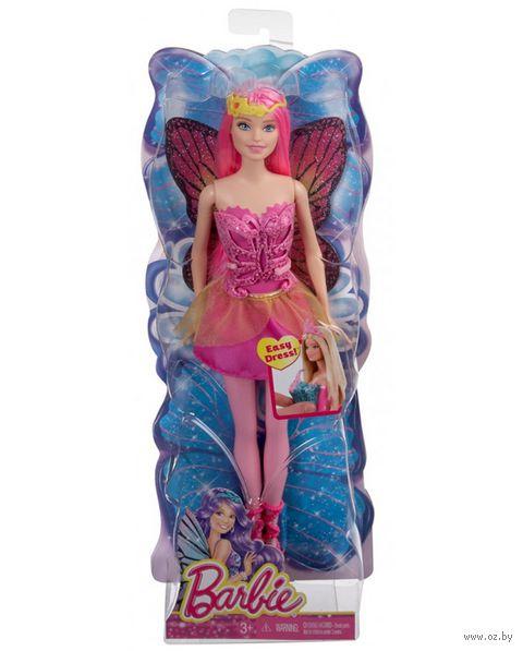 """Кукла """"Барби. Mix&Match. Фея"""" (коралловые волосы)"""
