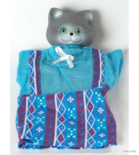 """Мягкая игрушка на руку """"Кот"""" (25 см)"""