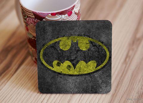 "Подставка под кружку ""Batman"" (art.2)"