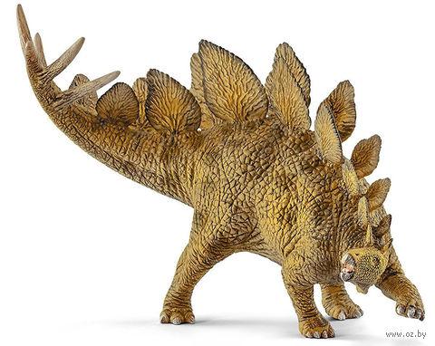 """Фигурка """"Стегозавр"""" — фото, картинка"""