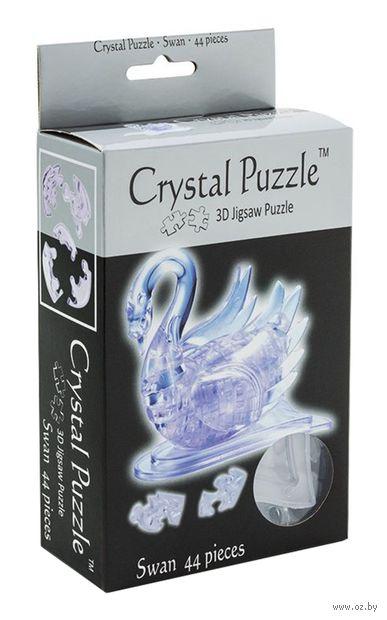 "Пазл-головоломка ""Crystal Puzzle. Белый лебедь"" (44 элемента)"