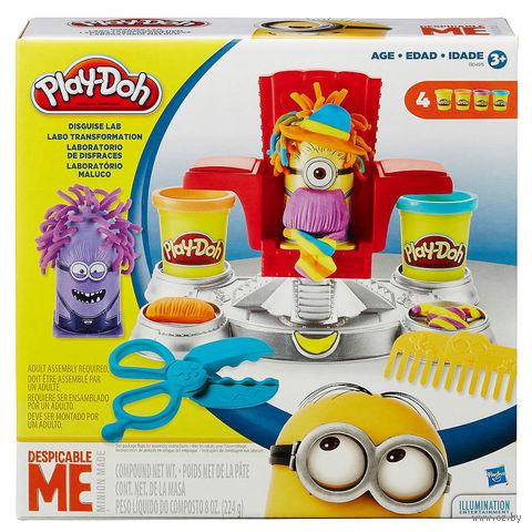 """Набор для лепки """"Play-Doh. Миньоны в парикмахерской"""" — фото, картинка"""