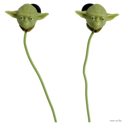 Наушники Star Wars Yoda