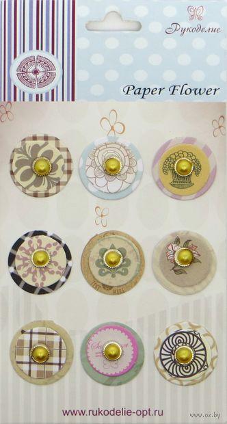 Набор брадсов (9 шт.: арт. FBF002) — фото, картинка