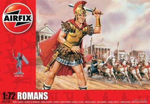 "Набор миниатюр ""Римская армия с Колесницей"" (масштаб: 1/72) — фото, картинка"
