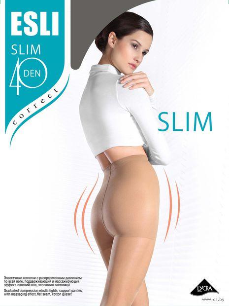 "Колготки женские ""Esli. Slim 40"""