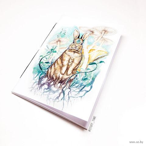 "Блокнот ""Заяц"" (А5; арт. 296) — фото, картинка"