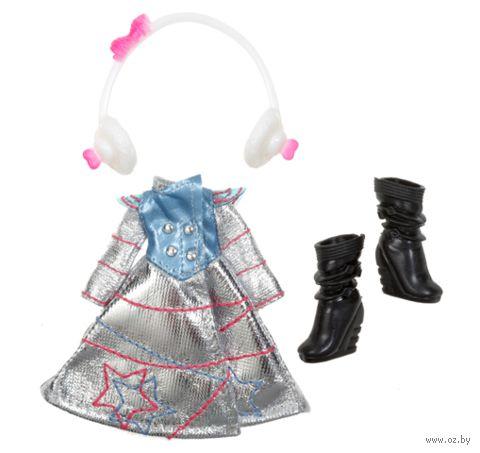 """Одежда для куклы """"Novi Stars. Модный наряд. Зимнее платье"""""""