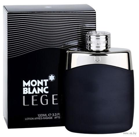 "Туалетная вода для мужчин Mont Blanc ""Legend"" (100 мл) — фото, картинка"