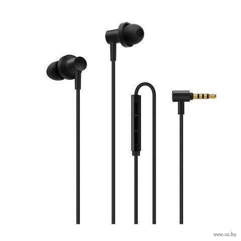 Наушники Xiaomi Mi In-Ear Headphones Pro 2 (черные) — фото, картинка