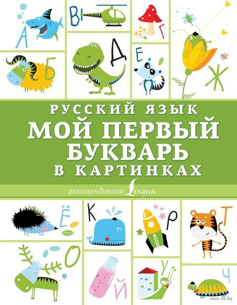 Русский язык. Мой первый букварь в картинках — фото, картинка