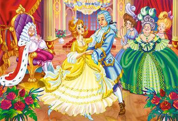 "Пазл ""Волшебный мир. Золушка на балу"" (250 элементов) — фото, картинка"