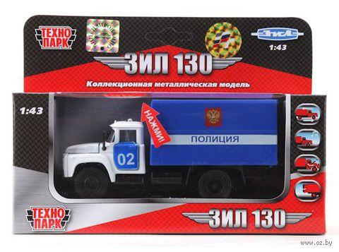 "Модель машины ""ЗИЛ 130. Полиция"" (масштаб: 1/43; арт. CT10-057-24)"