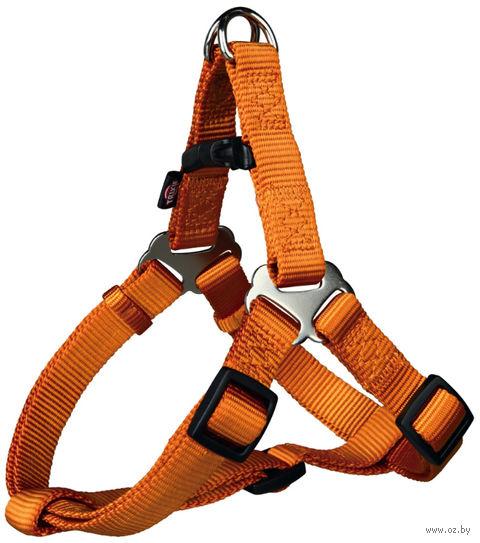 "Шлея для собак ""Premium Harness"" (размер XS-S, 30-40 см, медно-оранжевая)"