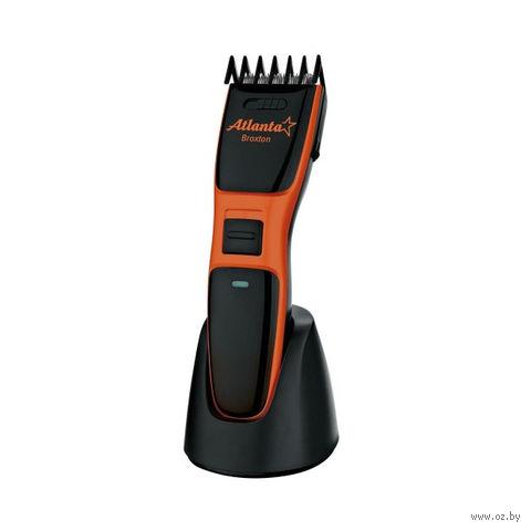 Машинка для стрижки волос Atlanta ATH-6902 (оранжевая) — фото, картинка