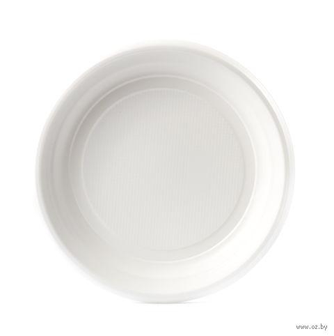 Тарелка одноразовая (10 шт.; 170 мм) — фото, картинка