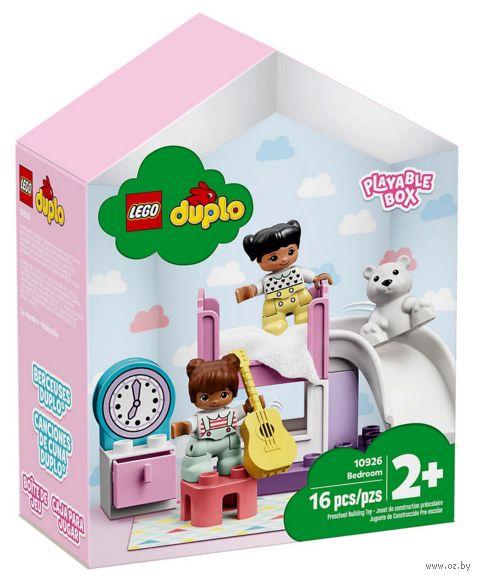 "LEGO Duplo ""Спальня"" — фото, картинка"