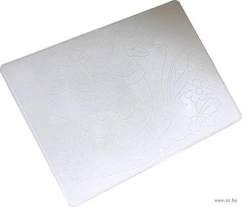 Доска для лепки рельефная
