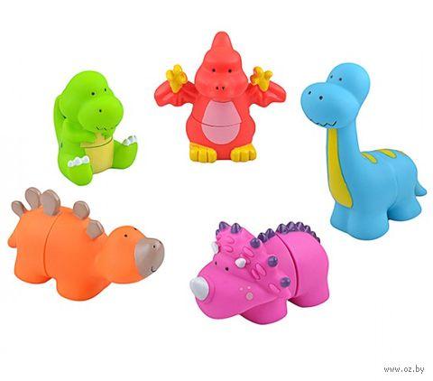 """Набор игрушек для купания """"Мир динозавров"""""""