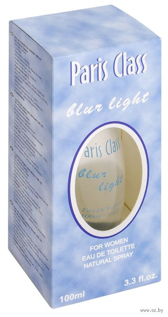 "Туалетная вода для женщин ""Blur Light"" (100 мл)"