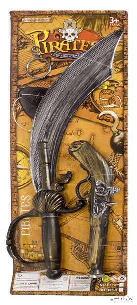 """Игровой набор """"Пират"""" (арт. DV-T-1191) — фото, картинка"""