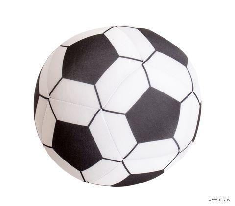 """Игрушка-антистресс """"Футбольный мячик"""" (15 см; белый; арт. T1515C1802A001WH) — фото, картинка"""