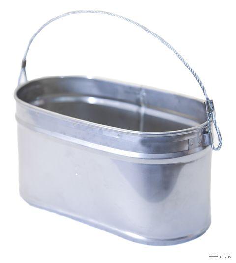 Котел туристский овальный (2 литра)