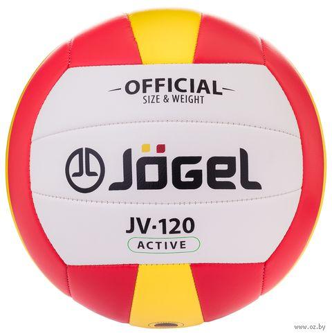 Мяч волейбольный Jögel JV-120 №5 — фото, картинка